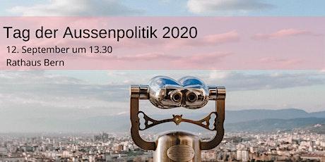 Tag der Aussenpolitik 2020 tickets