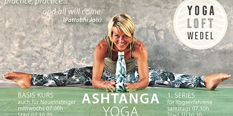 ASHTANG YOGA  KURS 1. SERIES Tickets