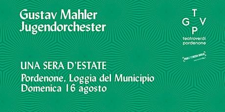 GMJO - Una sera d'estate - Loggia del Municipio biglietti