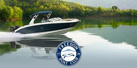 Freedom Boat Club of Grand Haven - Summer Savings Open House! tickets