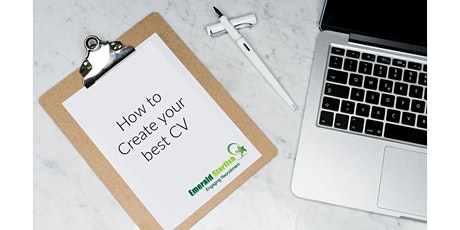 How to Write your Best CV tickets