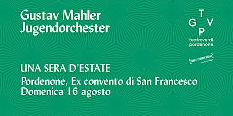 GMJO - Una sera d'estate - Ex Convento di San Francesco biglietti