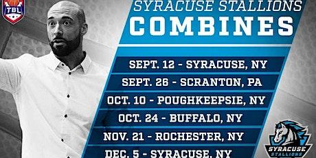 Syracuse Stallions 2020 Combine (Syracuse) tickets
