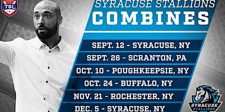 Syracuse Stallions 2020 Combine (Poughkeepsie) tickets