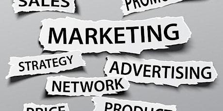 WEBINAR: Marketing & Sales tickets