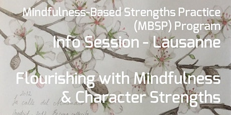 MBSP Info Session – Flourishing with Mindfulness & Character Strengths tickets