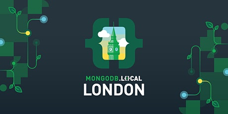 Canceled - MongoDB.local London 2020 tickets