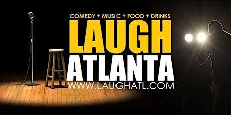 Oak Atlanta presents The Heavyweights of Comedy tickets