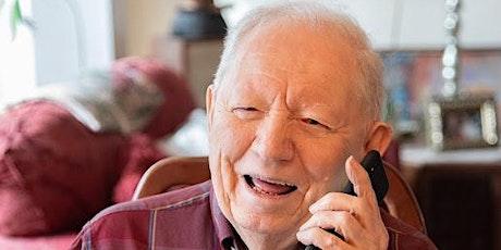 DOROT's Caring Calls Virtual Orientation tickets