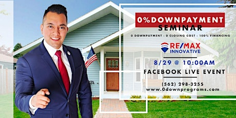 FREE FIRST TIME HOMEBUYER SEMINAR, GET 15K-35K IN DOWNPAYMENT ASSISTANCE tickets