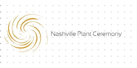 Secret Nashville Plant Ceremony Signup tickets