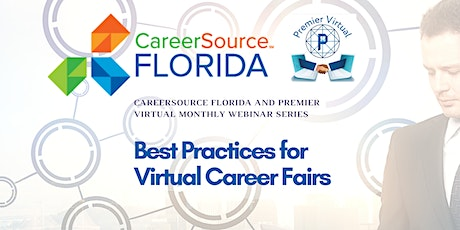 Best Practices for Hosting Virtual Career Fairs - Webinar Series tickets
