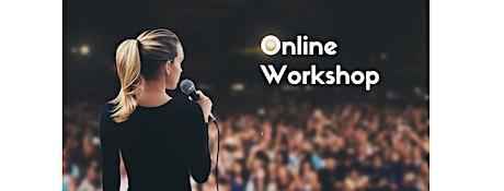 Impara a comunicare online! biglietti