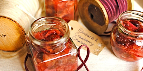 Christmas Chutney Making at The Elms tickets