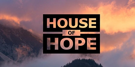 Dienst House of Hope: 16 augustus 2020, spreker Robbert-Jan van Capelleveen tickets