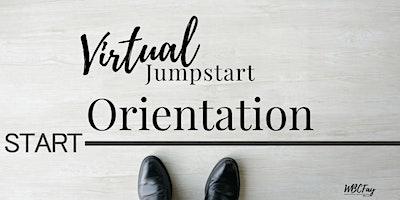 Virtual Jumpstart Orientation