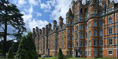 Royal Holloway- Clearing visits billets