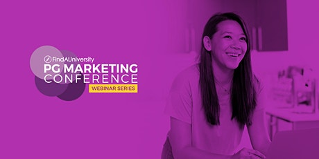 PG Marketing Conference Webinar  - August 2020 tickets