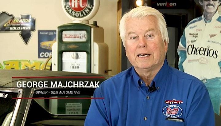 CBMC Metro East Breakfast w/speaker George Majchrzak at G&M Automotive image