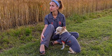 Dog Show Woman biglietti