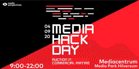 Media Hack Day 2020 tickets