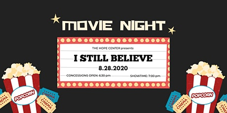 Movie Night at The Hope Center featuring I Still Believe tickets