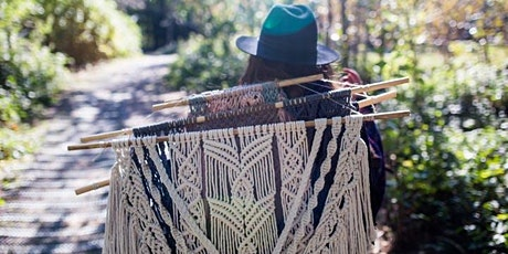 Sustainable Eco-Craft Macrame Workshop - Part 1 tickets