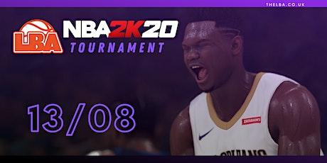 1v1 NBA 2K20  August Tournament (PS4) Tickets