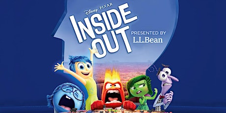 Inside Out Brought to you by LLBean @ Prides Corner Drive In Theatre tickets