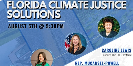 Florida Climate Justice Solutions tickets