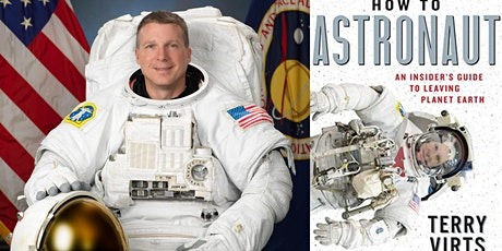 A LIVE Virtual Author Event with Astronaut Terry Virts tickets