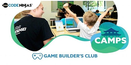 Coding for Kids - Game Builder's Club with CODE NINJAS STAMFORD CT tickets