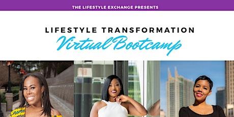 Lifestyle Transformation Bootcamp tickets