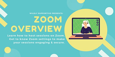 Zoom Overivew Workshop tickets