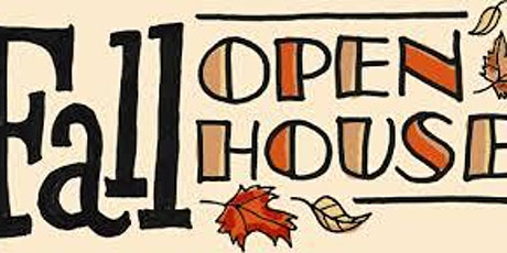 Peter Pan Center Virtual Open House - August 20, 2020 tickets