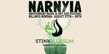 StinkBlossom At Narnyia tickets