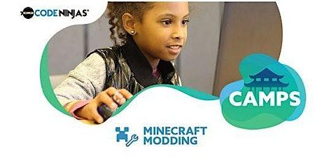 Minecraft Modding with CODE NINJAS STAMFORD CT tickets