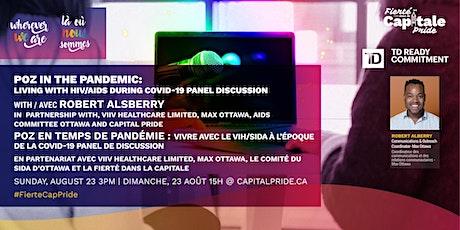 HIV Activism Virtual Panel tickets