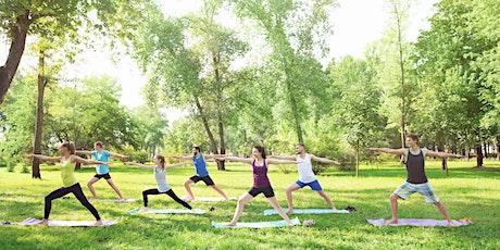 Yoga In The Park - Open Vinyasa UWS tickets