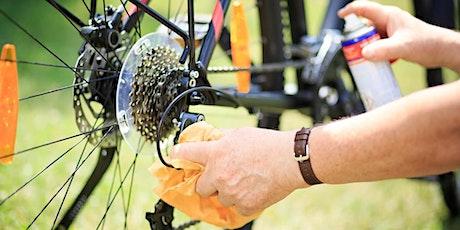 GTC Bike Maintenance  Sat 8th August 10 AM tickets