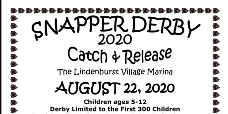 Snapper Derby tickets