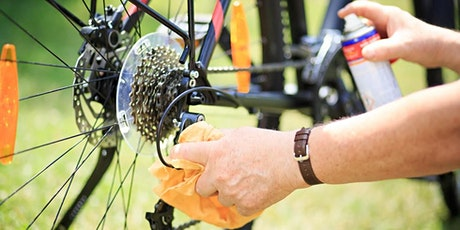 GTC Bike Maintenance  THURS 13th August 6.30 PM tickets
