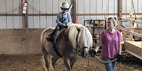 Wee Ride Day Camp for 4- to 6-year old riders (August) tickets