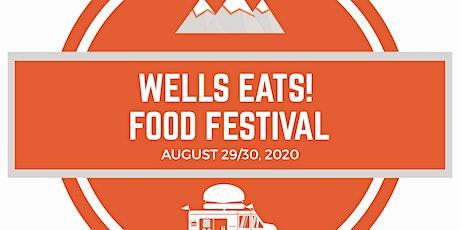 Wells Eats! Food Festival tickets