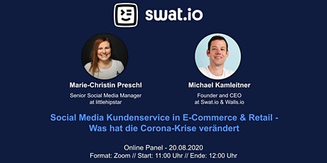Social Media Kundenservice in E-Commerce & Retail Tickets