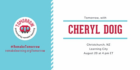 Tomorrow, with Cheryl Doig tickets