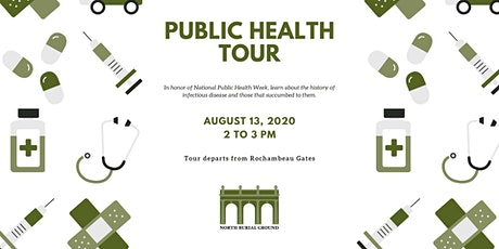 Public Health Tour tickets