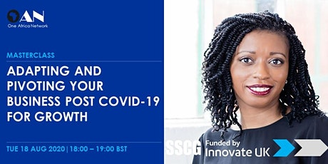 Adapting and Pivoting Your Business Post COVID-19 for Growth tickets