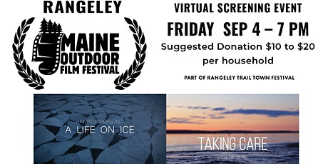 Rangeley Trail Town Virtual Screening tickets