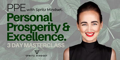 PPE with Spritz. | Virtual 3 DAY MASTERCLASS tickets